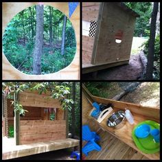 Backyard Play Space | Timeless Adventures