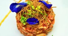 The celeb chef behind Bangkok's Issaya Siamese Club shares the recipe for his special rendition of a Thai salad.
