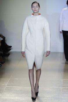 Jil Sander Fall 2009 Ready-to-Wear Fashion Show - Karolin Wolter