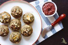 Chai Banana Muffins Rezept - Protein Pulver Rezepte