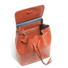 Mansur Gavriel - Mini Backpack Brandy