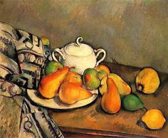 A Still Life Collection: Paul Cézanne  (1839-1906)
