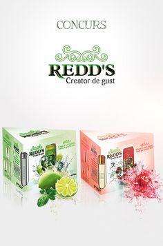 Lasă-ne un comentariu până pe data de 21.12.2015 și poți câștiga unul din cele 300 de multipackuri Redd's Cranberry Crush Kit sau Mojito Fiesta Kit.