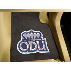 Old Dominion Monarchs NCAA Car Floor Mats (2 Front)