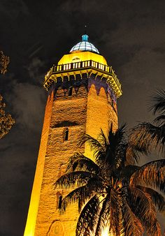Alhambra Tower . Coral Gables Florida