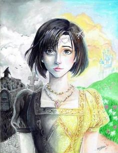 Agatha from the Woods Beyond!a Agatha of Camelot *que. Agatha (The School for Good and Evil) Evil Art, Fanart, Book Memes, She Was Beautiful, Book Fandoms, Good Books, Fairy Tales, My Arts, Deviantart