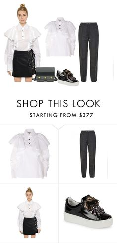 """""""Untitled #7230"""" by tailichuns ❤ liked on Polyvore featuring Kenzo"""