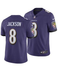 Nike Men s Lamar Jackson Baltimore Ravens Limited Jersey - Purple XL Lamar  Jackson 1387ef506