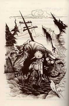gris grimly pinocchio | Gris Grimly The Adventures of Pinocchio | Music, Composers, Scienti...