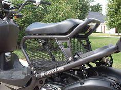 Honda Ruckus Underseat Storage Enclosure Better THN Bag | eBay