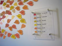 donor recognition wall | ... catholic church donor recognition wall that presentations had created