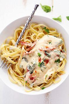 Creamy Tuscan Garlic Chicken 3