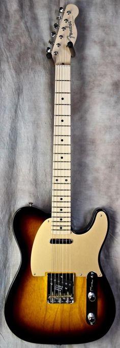 Fender Custom Shop '57 Reissue Telecaster NOS  2-Tone Sunburst