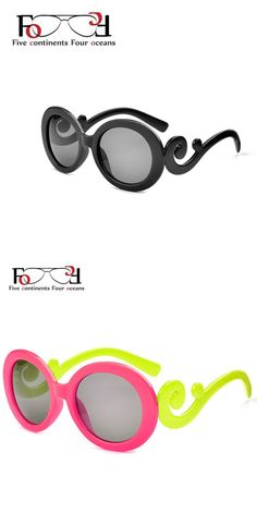 BFORTUNE New Round Pilot Cute Baby Boys Girls Kids Sunglasses Vintage UV 400…