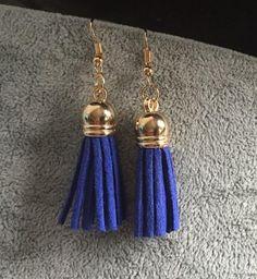 ey1092 (4 colors) New 2016 fashion jewelry hot selling women statement tassel bib Vintage earrings for women jewelry