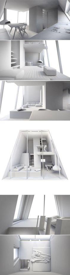Primeval Symbiosis, de l'architecte danois Konrad Wójcik