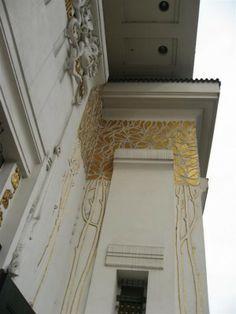 Secession Building, Joseph Maria Olbrich | Vienna | Austria | MIMOA Vienna Austria, Clean Design, Joseph, Art Nouveau, Building, Ornament, Travel, Decoration, Viajes