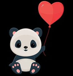 Panda Red Panda, Cute Panda, Panda Panda, Kawaii Drawings, Cute Drawings, Funny Panda Pictures, Panda Cakes, Panda Wallpapers, Fun Illustration