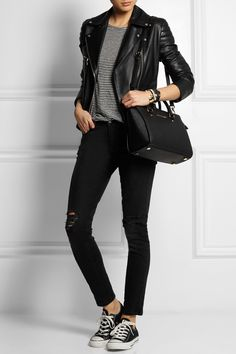 MICHAEL MICHAEL KORS Selma medium textured-leather tote €295.00 http://www.net-a-porter.com/products/486940