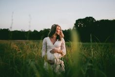 Nashville Maternity Shoot by Blue Vinyl Creative