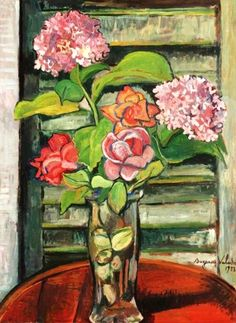 View Fleurs by Suzanne Valadon on artnet. Browse upcoming and past auction lots by Suzanne Valadon. Painting Still Life, Still Life Art, Paintings I Love, Art Floral, Renoir, Maurice Utrillo, Post Impressionism, French Artists, Flower Art