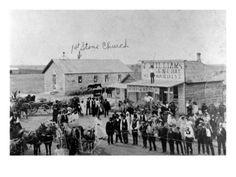 Nicodemus, Kansas, a Colony of Free African Americans, 1885