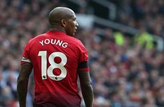 Manchester United's Ashley Young has called for greater protection for players after his team's Premier League defeat at Arsenal was disrupted by a fan running on to the pitch and shoving his team mate Chris Smalling. Jack Grealish, Ashley Young, Official Manchester United Website, Punch In The Face, Premier League Champions, Manchester United Football, Europa League, Man United, Manchester United