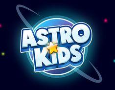 "Check out new work on my portfolio: ""astro kids event"" mobile game logo Mobile Logo, Mobile Game, Game Logo Design, Cartoon Logo, Professional Logo Design, How To Make Logo, Text Design, Graphic Design, Text Style"