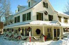 The Stowe Inn & Tavern in Stowe, Vermont | B&B