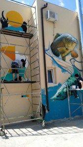 Festival de Street Art şi Graffiti în municipiu