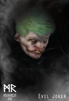 Evil Joker concept 2