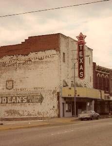 TEXAS THEATRE - Sherman, TX