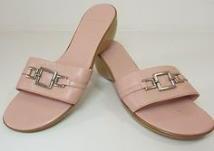 CARVELA BABY PINK QUALITY LEATHER MULES SLIP ONS SHOES SIZE UK 6 EURO 39 R10937 http://stores.ebay.co.uk/Sangriasuzies-Emporium http://www.sangriasuzie.com/ If any of the  items pictured in this blog/pin take your fancy they can be bought from one of the above addresses.  Or email me at drobertshq@hotmail.com   if you need more info.