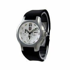Luminox 729 Silver Series very cute & tough hand candy