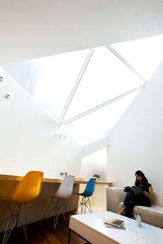 Ventajas angulares en techos inclinados