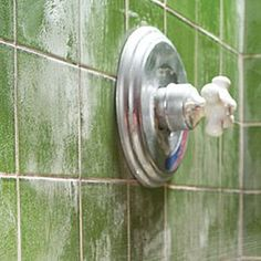 How to Remove Water Stains  Get rid of rust, lime, scum and stains on bathroom fixtures.
