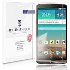 iLLumiShield - LG G3 Screen Protector...