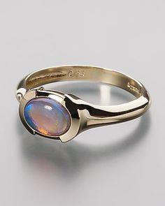 Kristallopalring aus 585er Gelbgold online bestellen #Schmuck #opal #Terra…