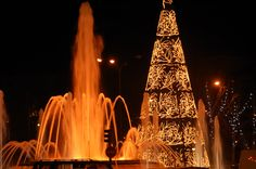 Christmas lights in #Madrid :)
