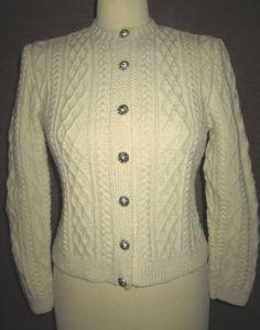 * * * ORIGINAL LANZ Strickjacke handmade, Gr.38 * * * | eBay The Originals, Sweaters, Handmade, Ebay, Fashion, Clothing Accessories, Jackets, Knit Jacket, Fashion Women