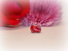Beads Made From Flower Petals | EUROPEAN STYLE BEADS Made with your flower by myflowersforever, $35.00