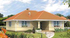 case cu parter in stil traditional Village Houses, Gazebo, Outdoor Structures, How To Plan, Outdoor Decor, Modern, Home Decor, Omega, Desktop