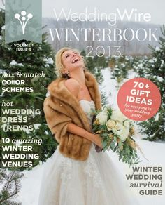Weddinglosity: Winter Wedding Inspirations