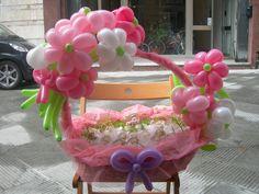 Palloncini Creativi Roma - bouquet di palloncini ad elio, centrotavola, decorazioni