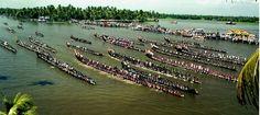 kerala backwaters snake boats