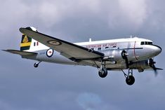 Douglas Aircraft, Royal Australian Air Force, Passenger Aircraft, Top Gun, Military Aircraft, Airplanes, Ds, Wwii, Pilot