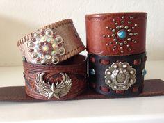 Variety of Western Cuffs