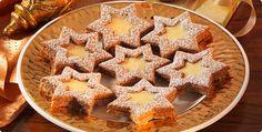 Rezept Eierlikör-Zimt-Sterne