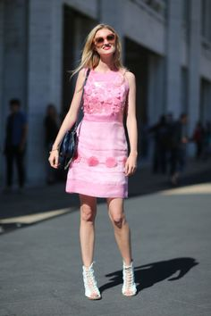 New York Street Style Fashion Week Spring 2014 - New York Fashion Week Spring 2014