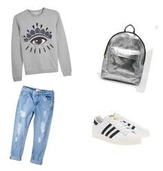 """Back to school"" by catho-de-lange on Polyvore"